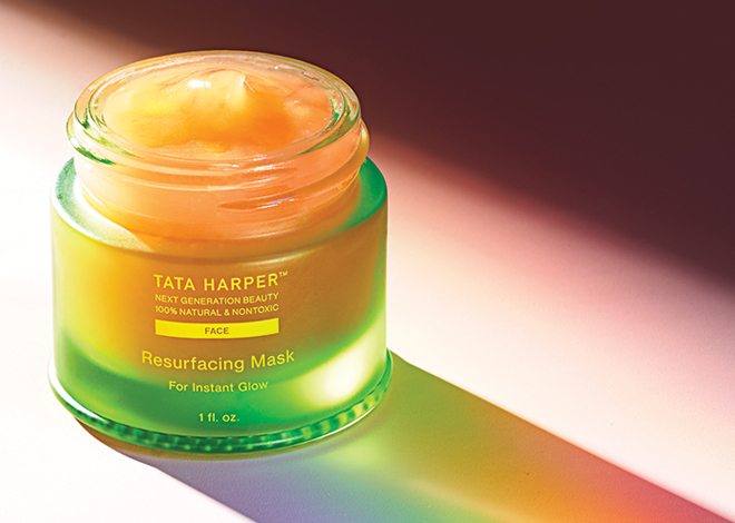 tata's tips: 7 ways to get the most out of our resurfacing mask