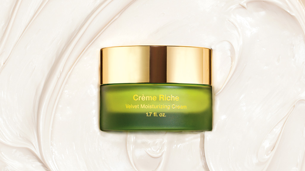 Crème Riche: Clinical Results, 100% Natural Ingredients