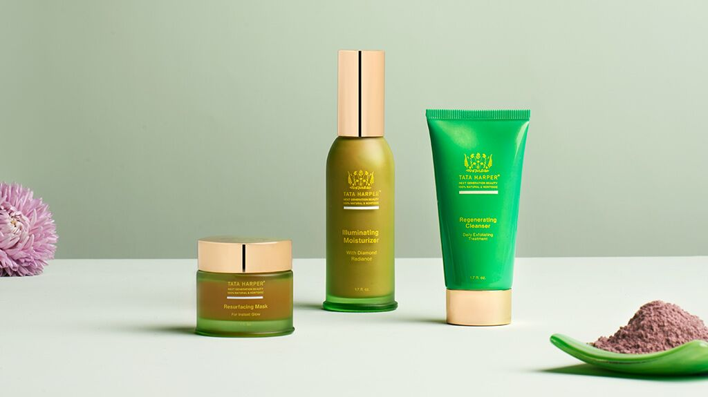 A Night Out with Tata Harper Skincare