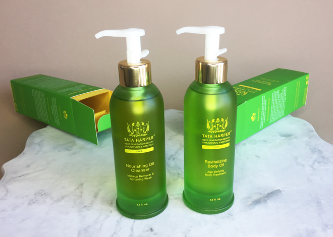 you asked, we listened: new pumps on our nourishing oil cleanser and revitalizing body oil!