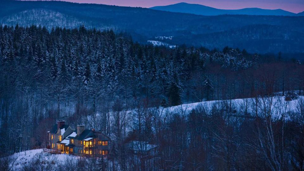 An Indulgent Vermont Staycation