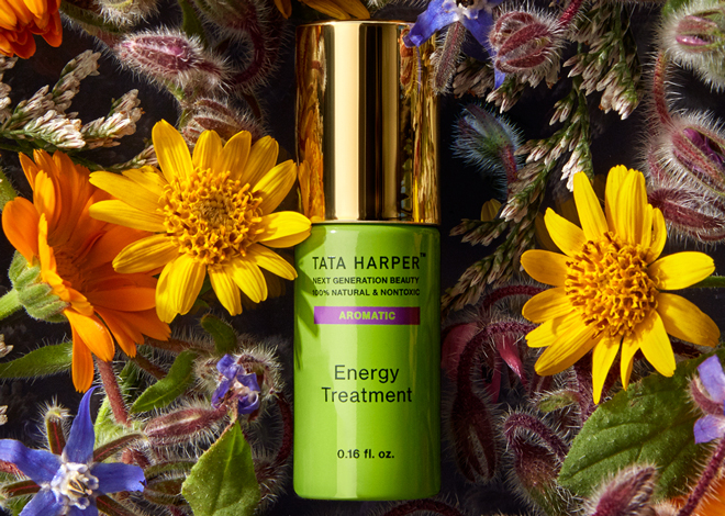 introducing our new aromatic energy treatment