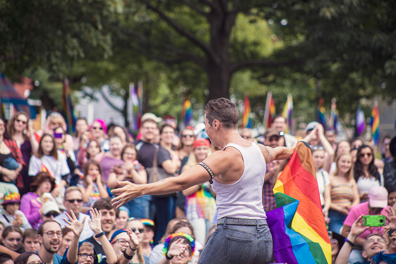 Our Partnership with the Vermont Pride Center
