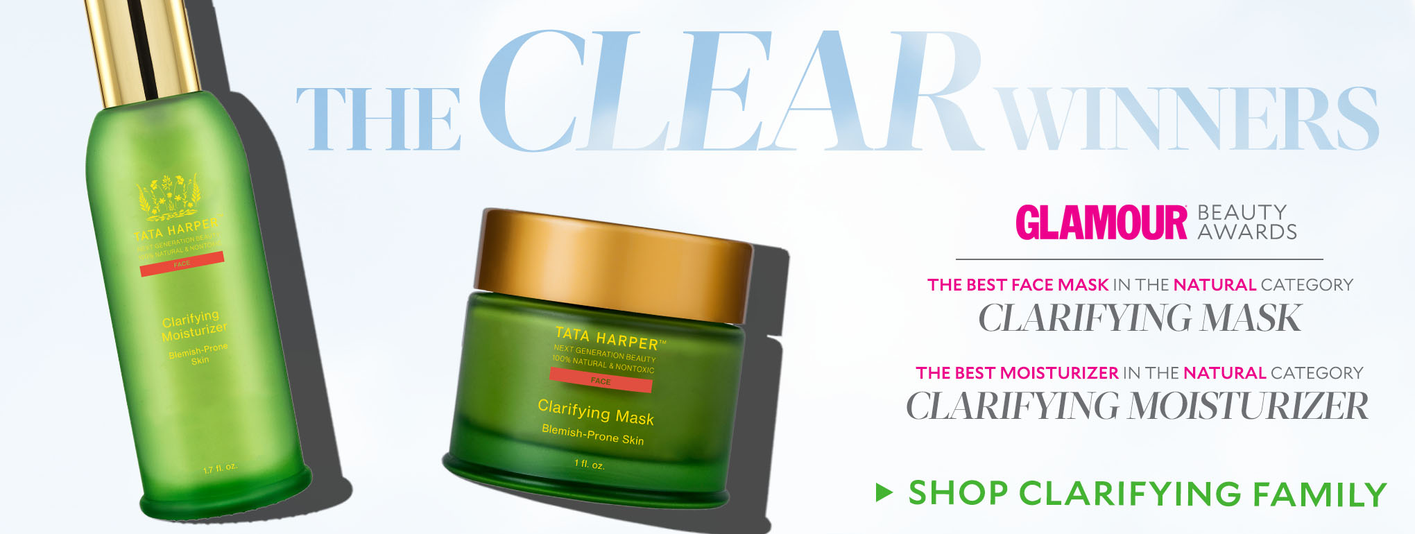 Tata Harper Skincare Clarifying Collection