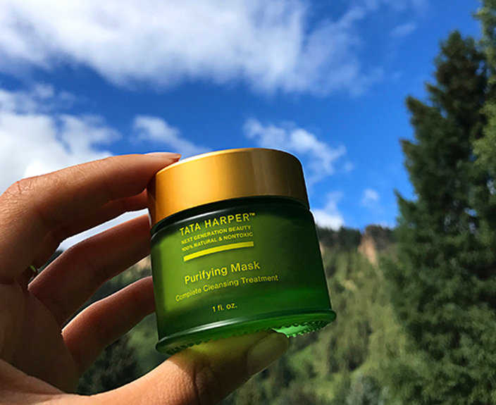 Skincare for Pollution
